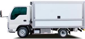 移動販売車1.5トン